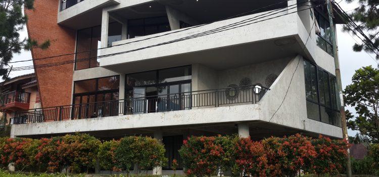 Villa mont vue lembang