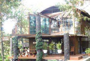 Villa Etnik Lembang