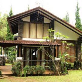 Villa Murah Di Lembang | Villa Maman 2 Kamar